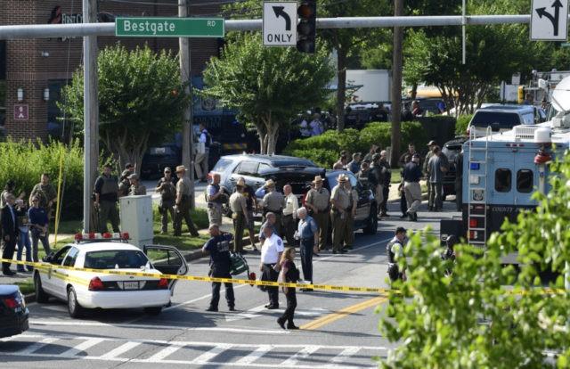 Annapolis Shooting
