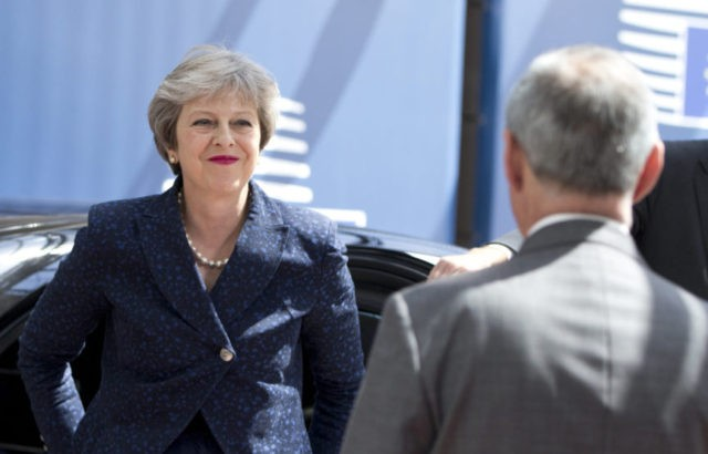 May to talk Brexit with EU leaders impatient for progress