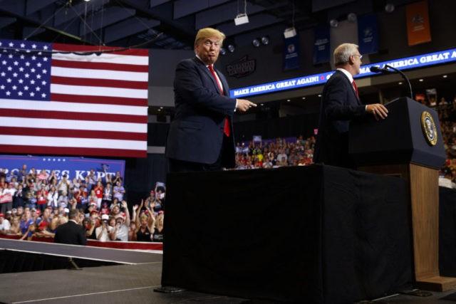 Donald Trump, Kevin Cramer