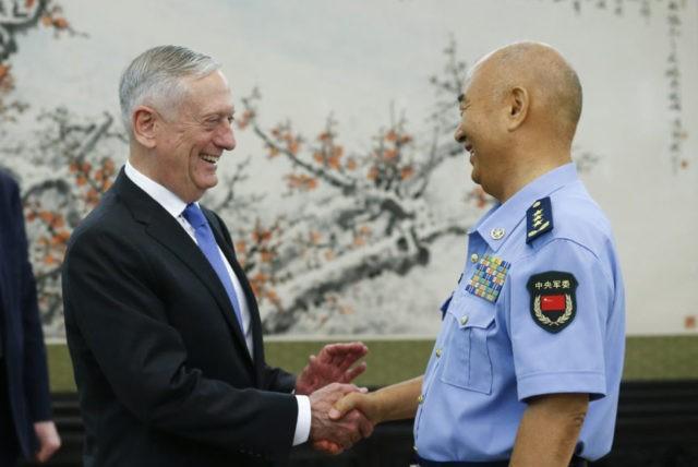 Jim Mattis, Xu Qiliang