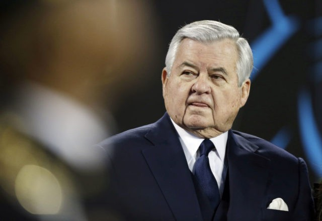 NFL fines ex-Panthers owner $2.75M after misconduct review
