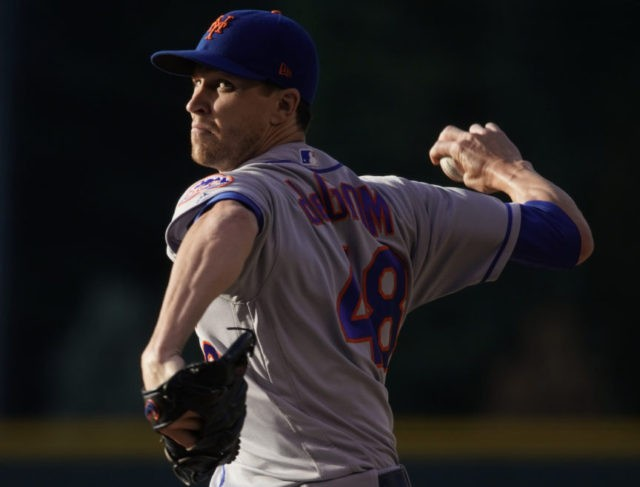 LEADING OFF: DeGrom back with Mets, Sale tries to tame Judge