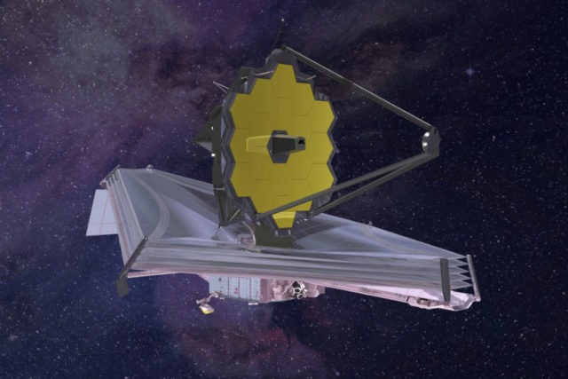 More delay, cost for NASA's next-generation space telescope