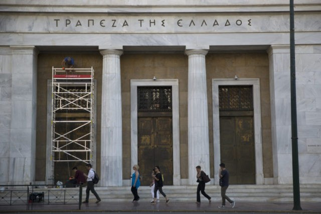 IMF: Greek economy improved, but may need more debt relief