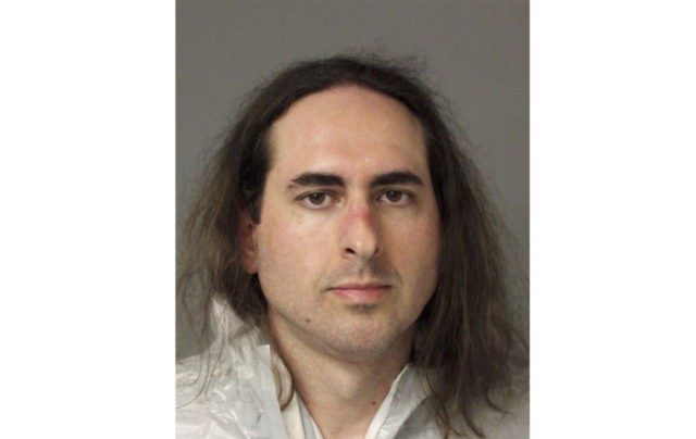 Suspect in Maryland newspaper rampage charged with murder