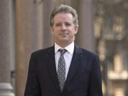 This Tuesday, March 7, 2017 file photo shows Christopher Steele, the former MI6 agent who set up Orbis Business Intelligence and compiled a dossier on Donald Trump, in London. No one has painted a more vivid or lurid portrait of a purported alliance between Trump's presidential campaign and Russia than …