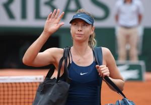 French Open: Sharapova knocked out in quarterfinal