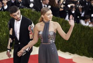 Gigi Hadid, Zayn Malik cozy up in new photo after split