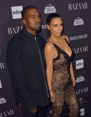 Kim Kardashian celebrates Kanye's 41st birthday in tweet