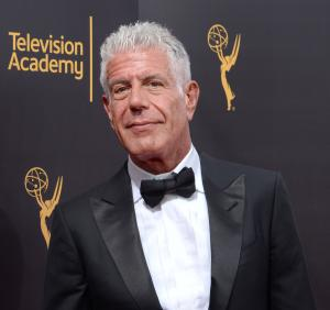 Celebrities mourn the death of Anthony Bourdain
