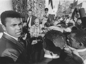 Trump considering posthumous pardon for Muhammad Ali