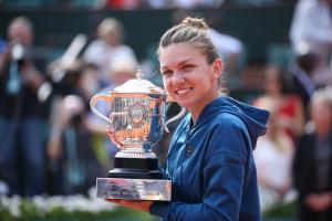 French Open: Halep beats Stephens for first Grand Slam