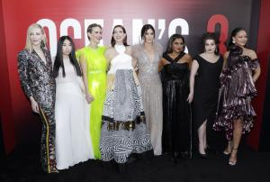 'Ocean's 8' tops the North American box office with $41.5M