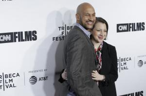 Keegan-Michael Key marries Elisa Pugliese, tweets wedding photo