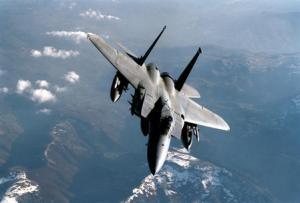 USAF base in Japan grounds F-15s after crash