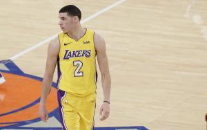 Lonzo Ball disses Lakers teammate 'Kylie' Kuzma in new rap