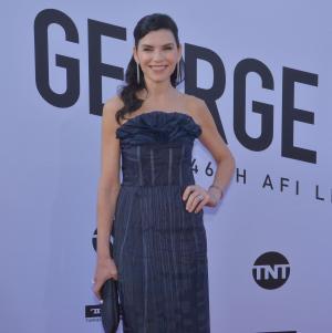 Julianna Margulies: 'I owe my career to George Clooney'