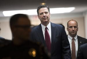 Inspector general says Comey broke from protocol in Clinton probe