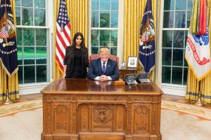 Kardashian calls for more relief for non-violent drug offenders