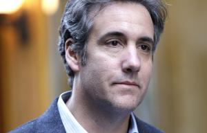 Michael Cohen seeks gag order against Stormy Daniels' attorney