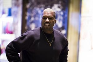 Kanye West's 'ye' tops the U.S. album chart