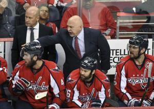 New York Islanders hire Barry Trotz as head coach