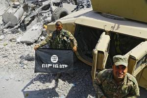 Iraqi air strike kills 45 ISIS members