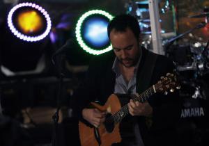 Dave Matthews Band's 'Come Tomorrow' tops the North American album chart