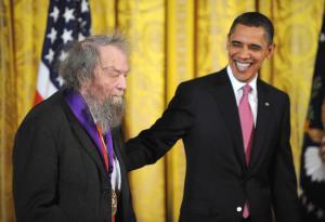 Donald Hall, former poet laureate, dies at 89