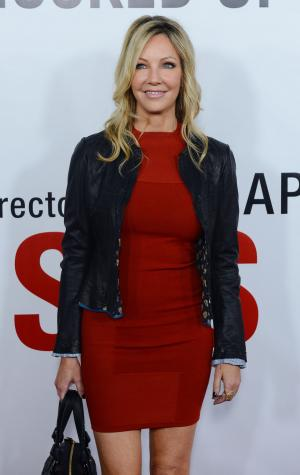 Heather Locklear arrested for allegedly assaulting police, EMT