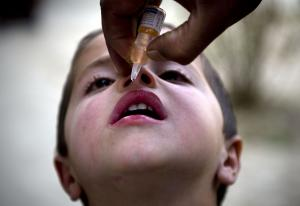 Polio returns to Papua New Guinea after 18 years