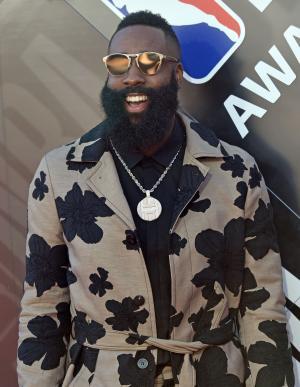 NBA Awards: Harden wins MVP, Simmons snags ROY