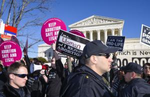 Supreme Court rejects Calif. law that requires abortion disclosures