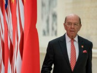 Commerce Secretary Wilbur Ross arrives at a State Dinner at the Great Hall of the People, Thursday, Nov. 9, 2017, in Beijing, China. Trump is on a five country trip through Asia traveling to Japan, South Korea, China, Vietnam and the Philippines. (AP Photo/Andrew Harnik)