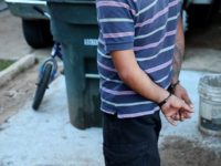 Bangladeshi national arrested after illegally crossing border near Laredo. (Photo: U.S. Border Patrol/Laredo Sector)