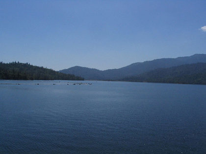 Whiskeytown Lake (Ken Lund / Flickr / CC)