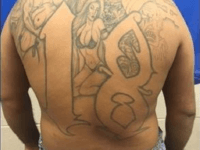 18th Street gang member arrested after illegally re-entering the U.S. (Photo: U.S. Border Patrol)