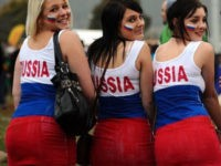Russian Women Push Back at Shaming over World Cup Dating