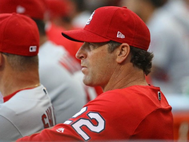 Cardinals fire manager Mike Matheny