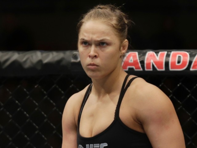 Ronda Rousey Becomes First Female Ufc Hall Of Fame Inductee