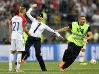Pussy Riot Claims Responsibility for Protest at World Cup Final