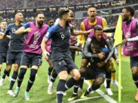 France Beats Croatia in World Cup