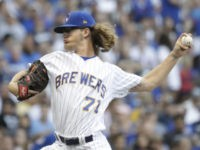 Brewers' Josh Hader Apologizes After Old, Racist and Homophobic Tweets Emerge