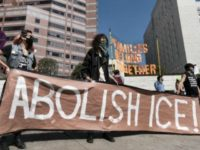 Poll: Plurality of Latinos 'Less Likely to Vote' for Candidates Who Want to Abolish ICE