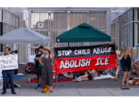 Abolish Ice Protest Portland