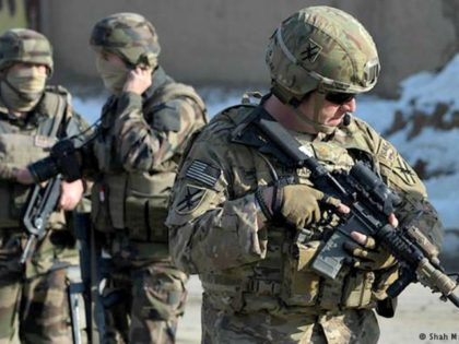 Source: NATO Members Not Living Up to Afghanistan Troop Commitments