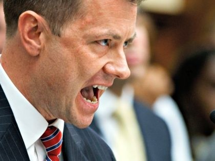 Four Big Holes in Peter Strzok's 'Evidence' of His Election Neutrality