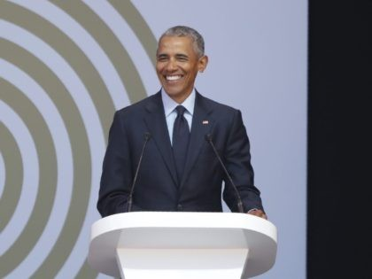 Barack Obama Nelson Mandela (Marco Longari / AFP / Getty)