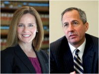 Barrett and Hardiman Leading Supreme Court Pick