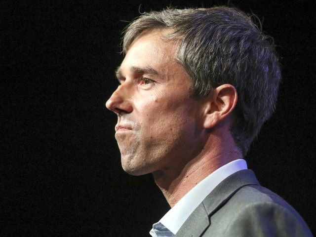 Beto O'Rourke Falsely Claims He Did Not Leave Scene of DWI